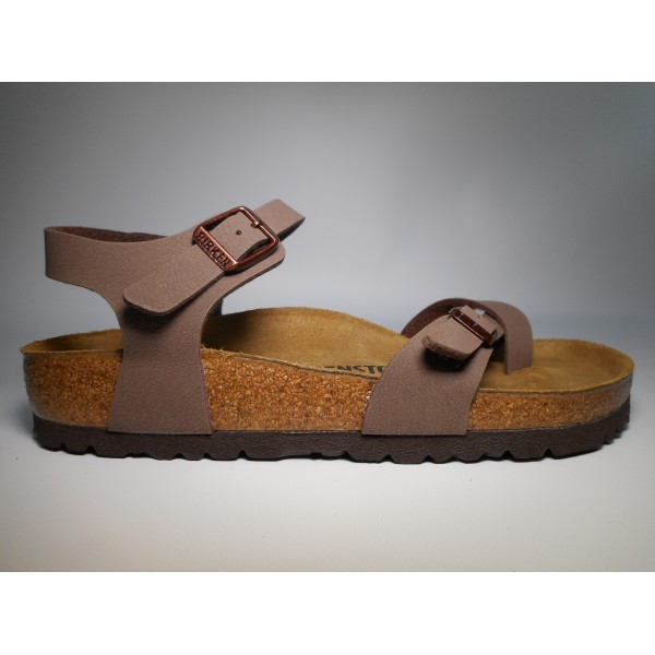 Birkenstock Sandalo Unisex Taormina Mocca c0729e710fb