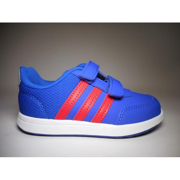 Adidas Scarpa Bambino Strappo Blu
