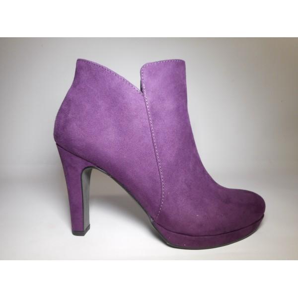 Tamaris Stivaletto Donna Stivaletto Purple