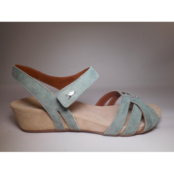 Benvado Sandalo Donna Violetta Salvia