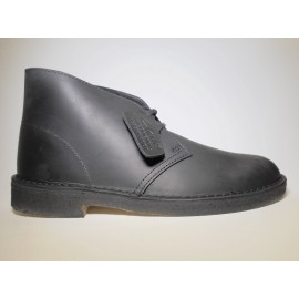 Clarks Polacchetto Uomo Desert boot Nero