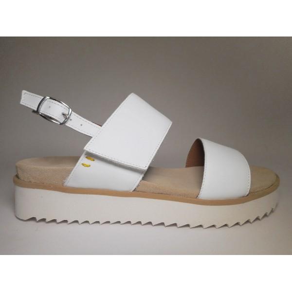 Benvado Sandalo Donna Lilly Bianco