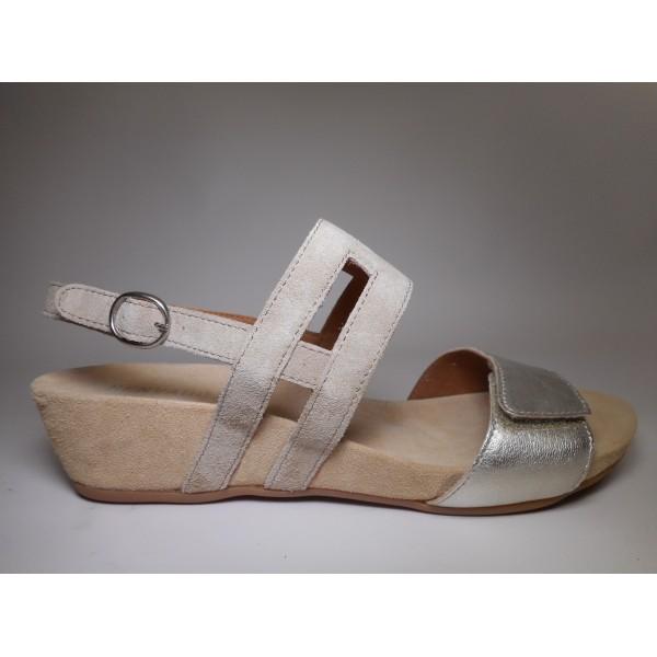 Benvado Sandalo Donna Erica Sabbia