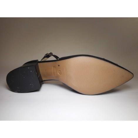 Fratelli lotti Scarpa sandalo Donna Cint. t.50 Nero