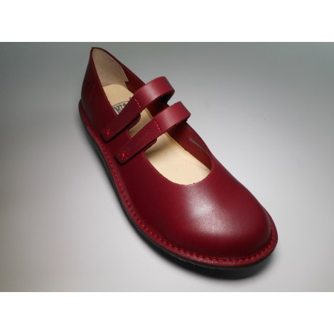 Loints of holland Scarpa Donna Cinturino Rosso