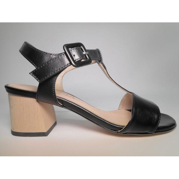 Pisapia Sandalo Donna Sandalo t.50 Nero
