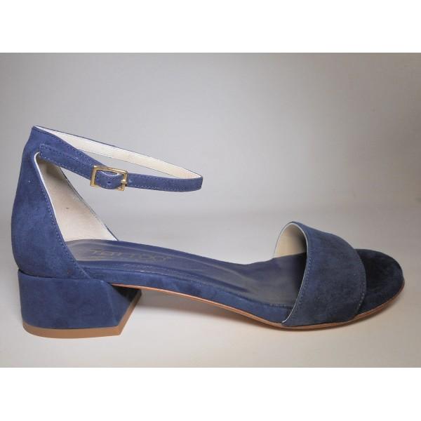 Tattoo Sandalo Donna Tacco 30 Blu