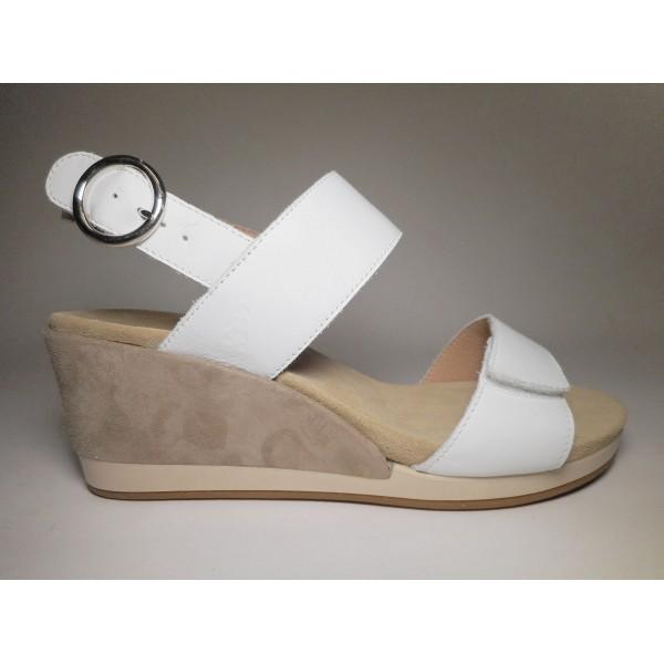 Benvado Sandalo Donna Cloe Bianco
