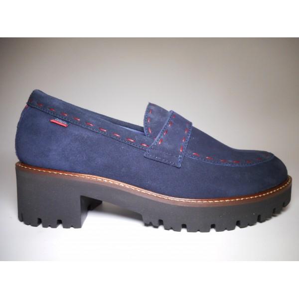 Callaghan Scarpa Donna Free style mocassino Blu