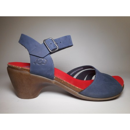Loints of holland Sandalo Donna Sandalo Blu