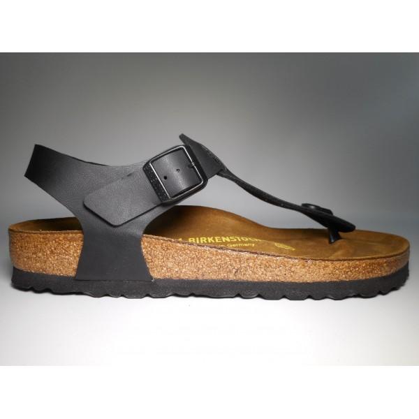 Birkenstock Sandalo Unisex Kairo Nero