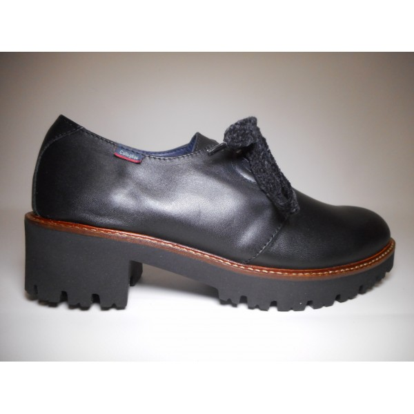 Callaghan Scarpa Donna Derby Nero